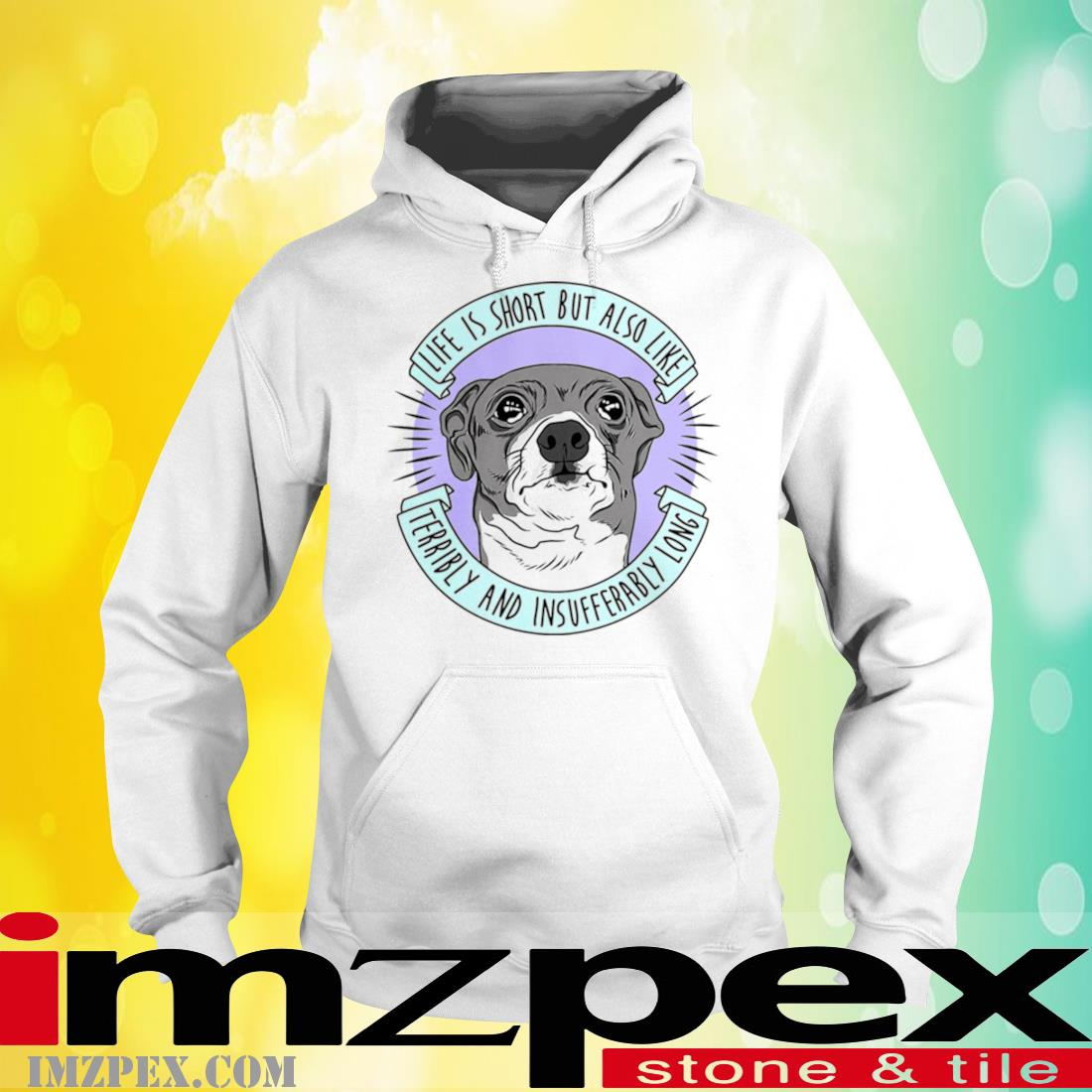 Jenna Marbles Life Is Short But Also Like Terribly And Insufferably Long At The Same Time Shirt hoodie