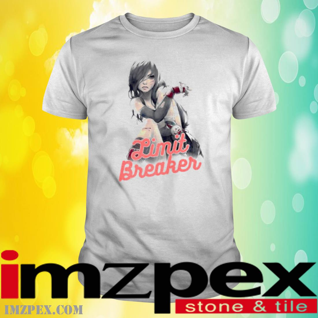 Final Just a Girls who Breaks Limits Fantasy Shirt